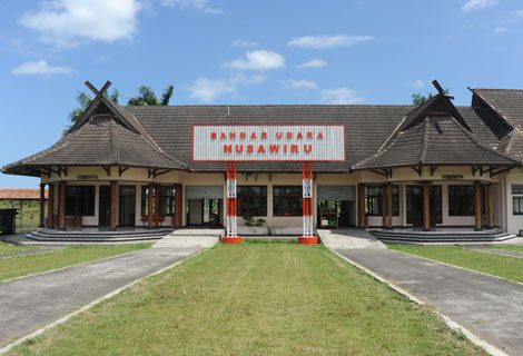 Penjemputan Dari Bandara Nusawiru Ke Pangandaran